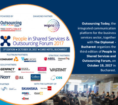 People in Shared Services and Outsourcing Forum 2017