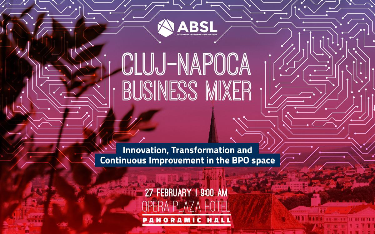 Business Mixer Cluj-Napoca
