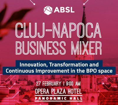 ABSL Cluj-Napoca Business Mixer 2018