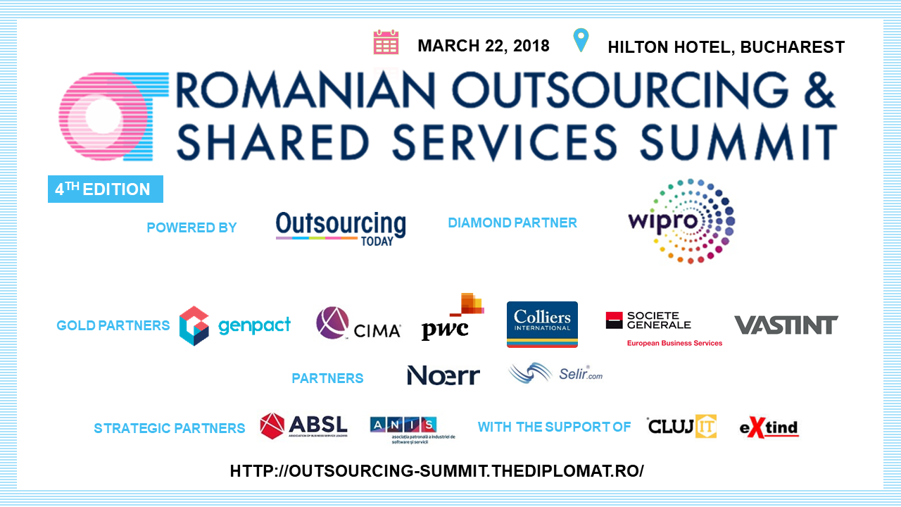 Romanian Outsourcing & Shared Services Summit