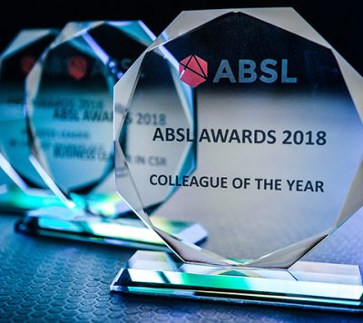 ABSL Romania Awards Gala 2018