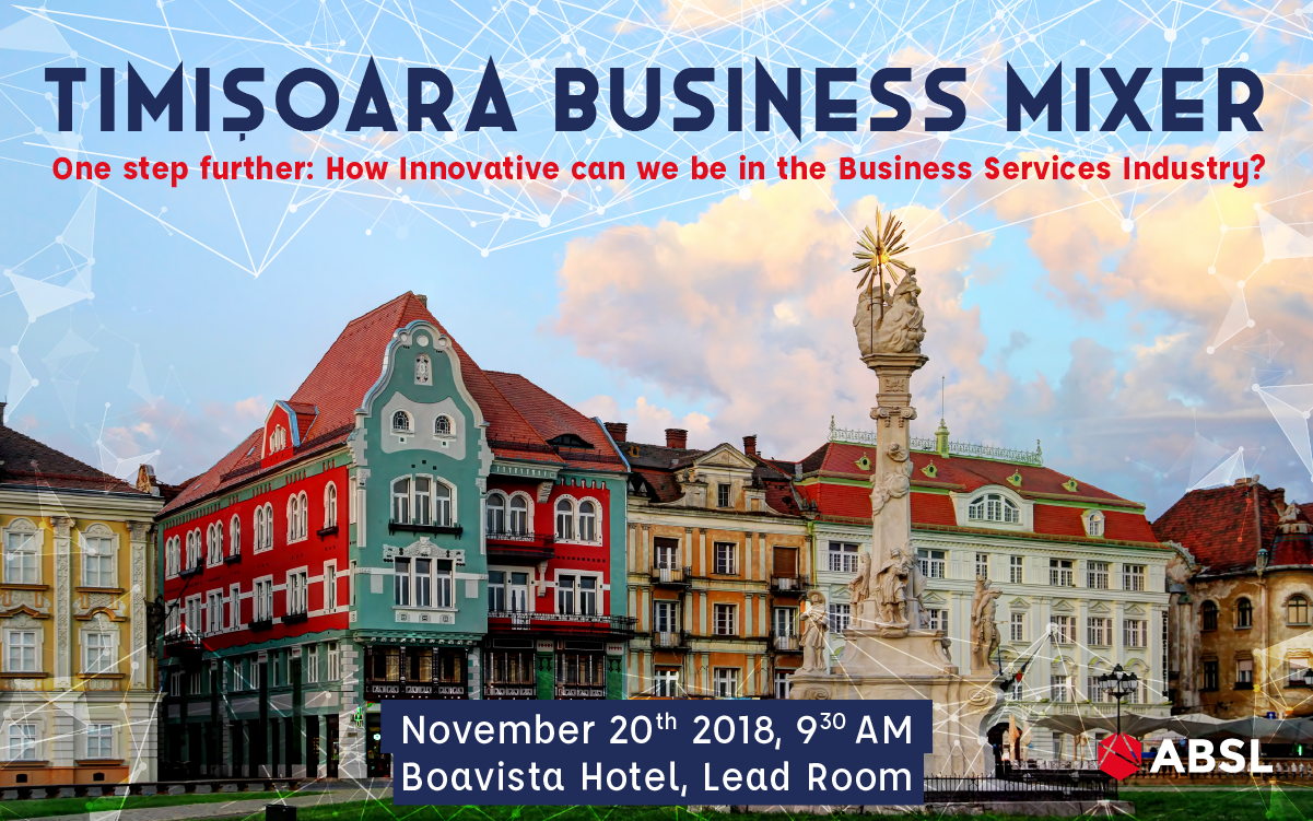 Timișoara Business Mixer 2018 The Association Of Business Service