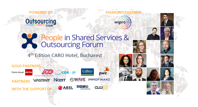 header people in shared services & outsourcing formum 2018 bucharest
