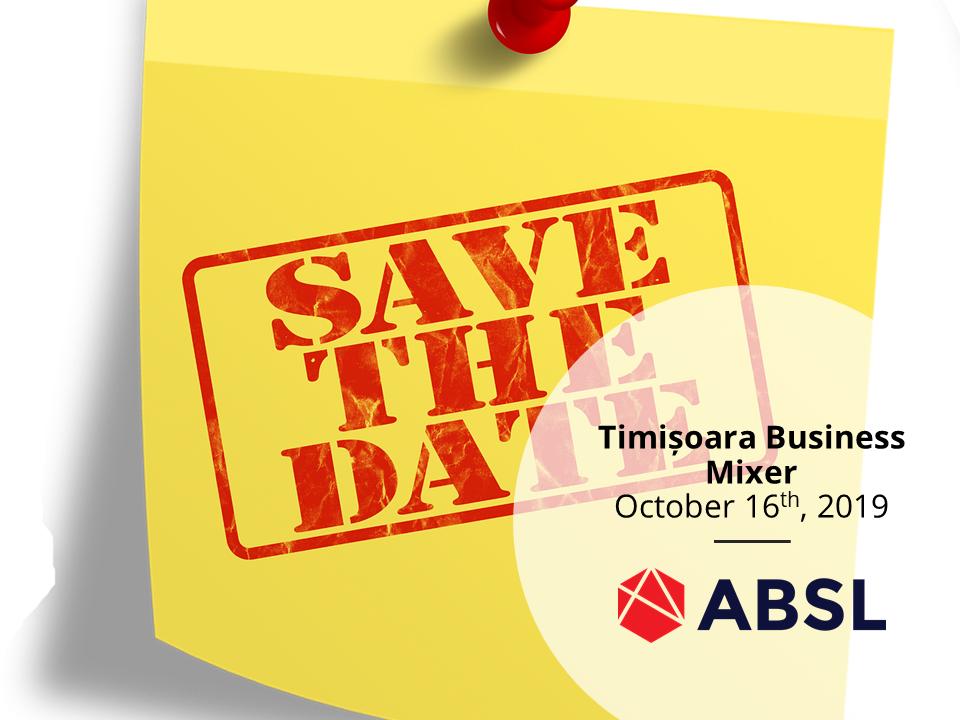 Timișoara Business Mixer 2019