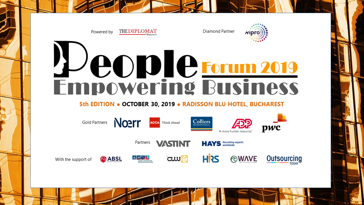 Header People Empowering Business Forum 2019
