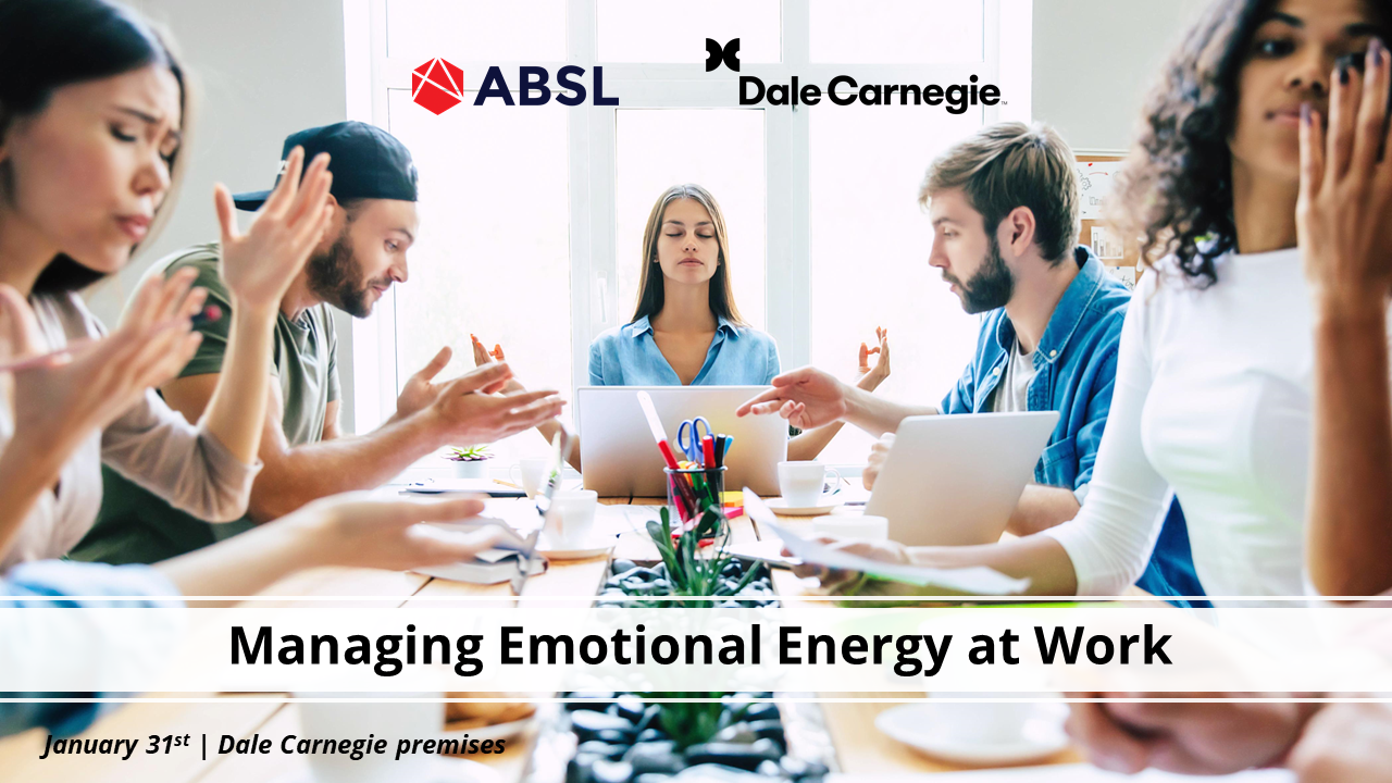 Managing Emotional Energy at Work